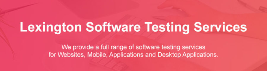 Automated Software Testing Lexington Massachusetts