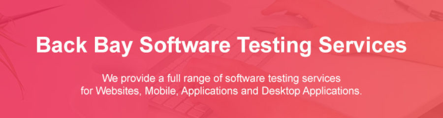 Configuration Testing Services Back Bay Massachusetts