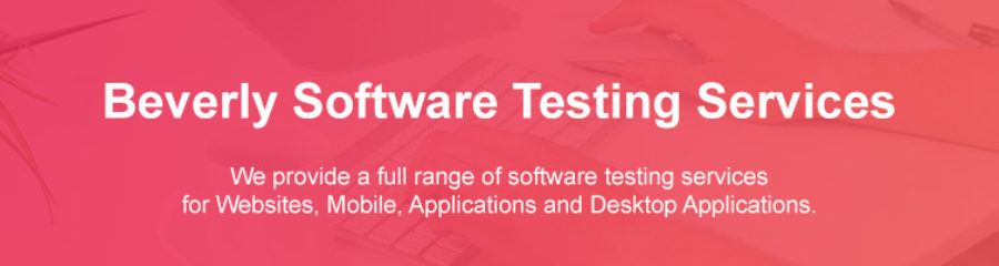 Integration Testing Services Beverly Massachusetts