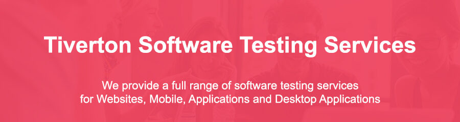 Qa Software Tester Tiverton Ri