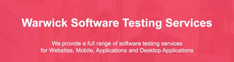 Qa Testing Tools Warwick Ri