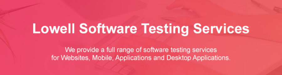 Software Performance Testing Lowell Massachusetts