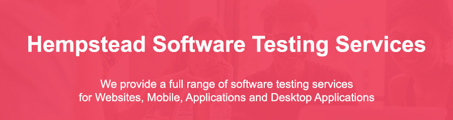 Software Quality Assurance Hempstead Ny