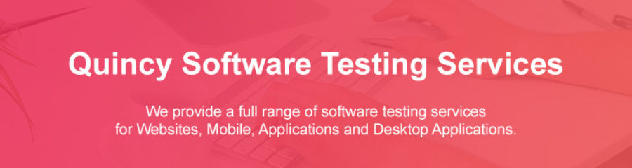 Software Quality Control Quincy Massachusetts