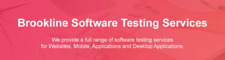 Software Testing Brookline Massachusetts
