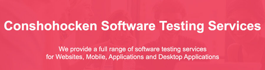 Software Testing Conshohocken Pa
