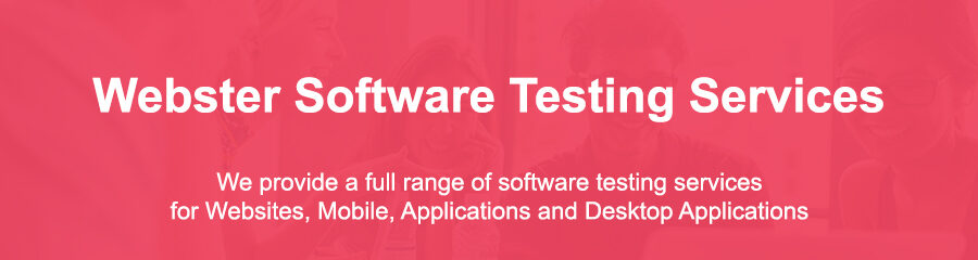 Software Testing Certification Webster Ma