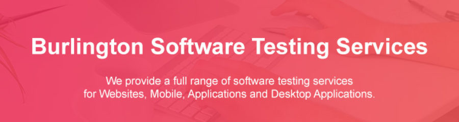 Software Testing Company Burlington Massachusetts