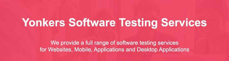 Software Testing Company Yonkers Ny