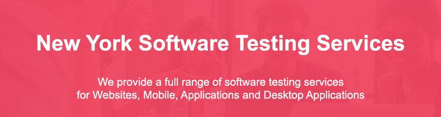 Software Testing Company In New York Usa