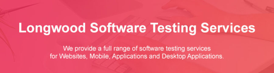 Software Testing Services Longwood Massachusetts