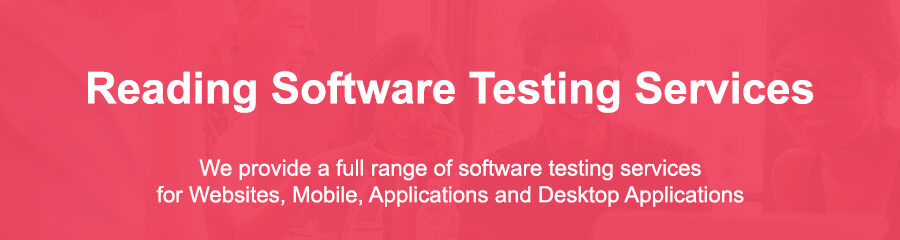Software Testing Services Reading Pa