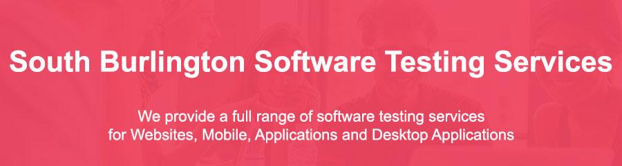 Software Testing Services Company South Burlington Vt