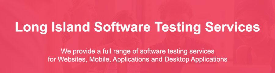 Software Testing Tools Long Island Ny