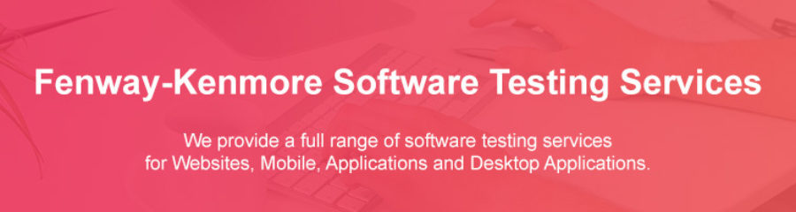 Testing In Software Engineering Fenway Kenmore Massachusetts
