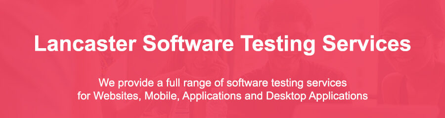 Testing In Software Engineering Lancaster Pa