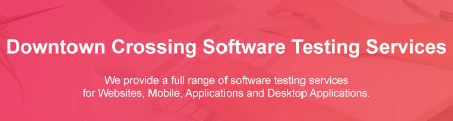 Types Of Software Testing Downtown Crossing Massachusetts