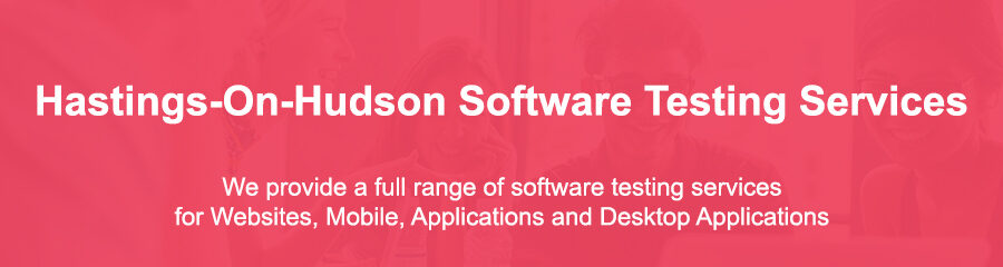 Types Of Software Testing Hastings On Hudson Ny