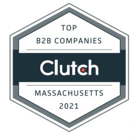Clutch Top B2B Companies Massachusetts 2021